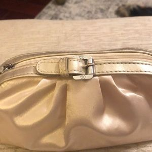 Christian Dior mini pouch makeup bag